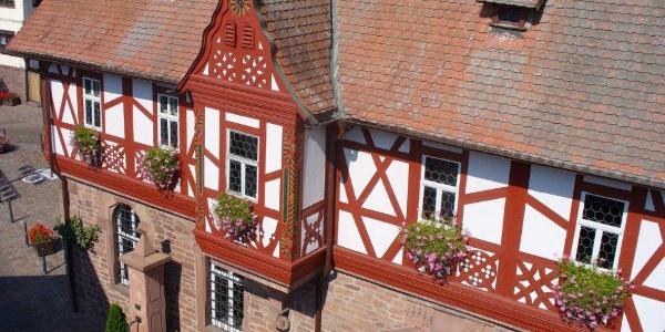 Hist. Rathaus Großheubach