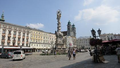 Linz - Hauptplatz