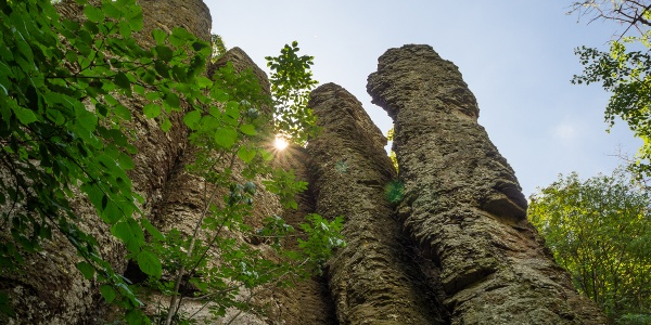 Kamenné vodopády