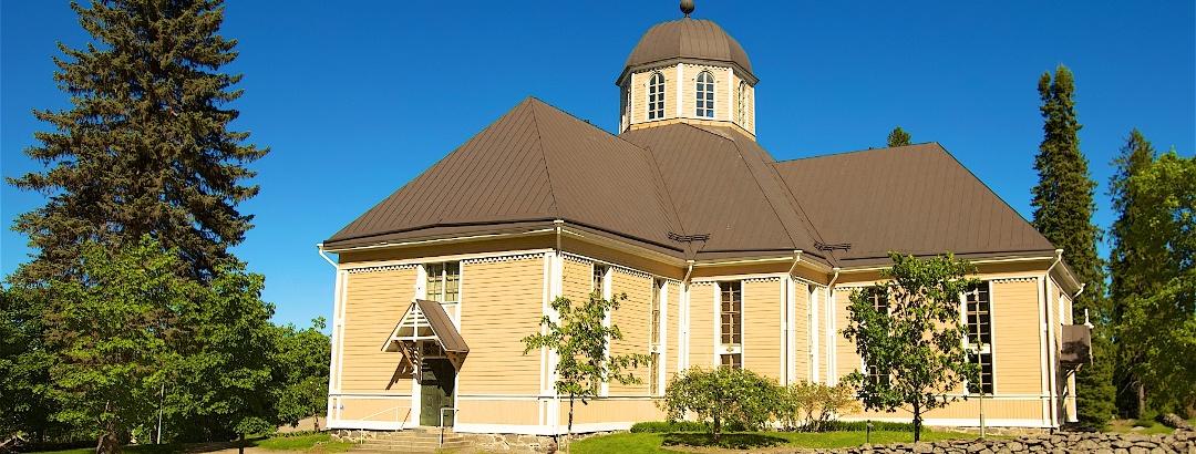 Parikkala Church
