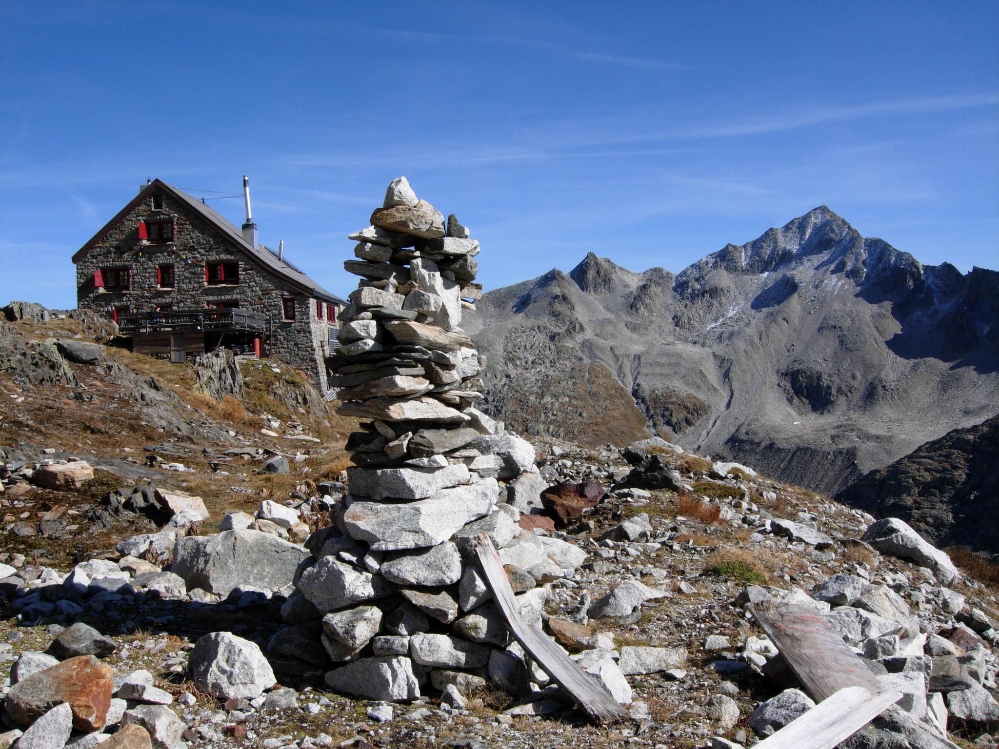 Rotondohütte SAC
