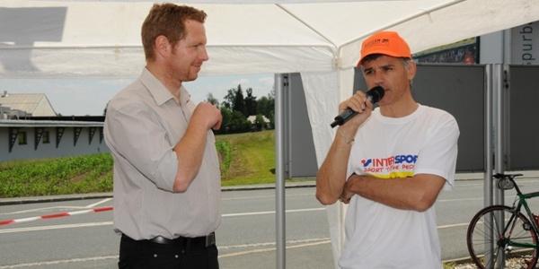 """Die Lannach-Tour wird jährlich beim Lannacher Radtag offiziell """"befahren"""""""