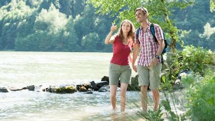 Donau bei Obermühl