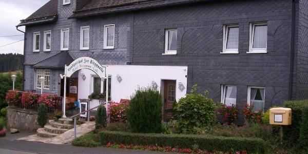 """Landgasthof """"Zur Siegquelle"""""""