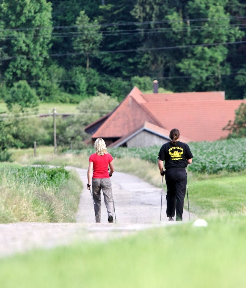 Nordic-Walking in Fischerbach