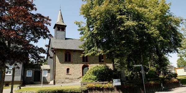 Kirche in Langewiese