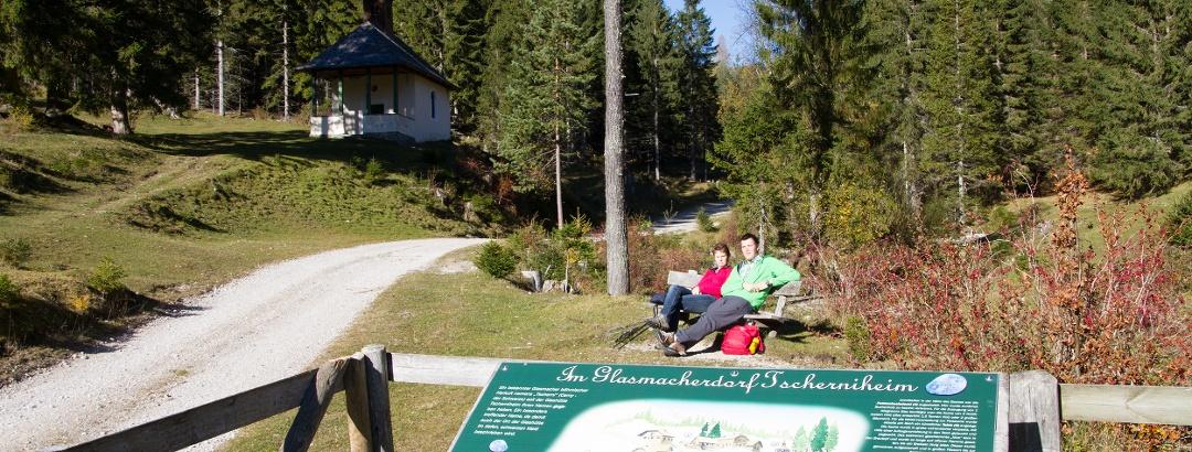 Dem Waldglas auf der Spur - Tscherniheim 3