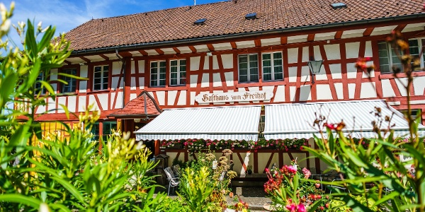 Restaurant Freihof, Schmidrüti