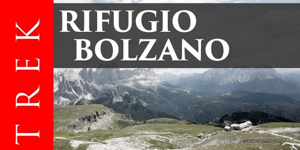 Escursione al rifugio Bolzano e alla Cima Pez