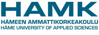 Logo Häme University of Applied Sciences