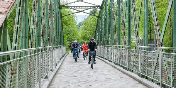 E-Bike-Radtour von Mürzzuschlag nach Mürzsteg