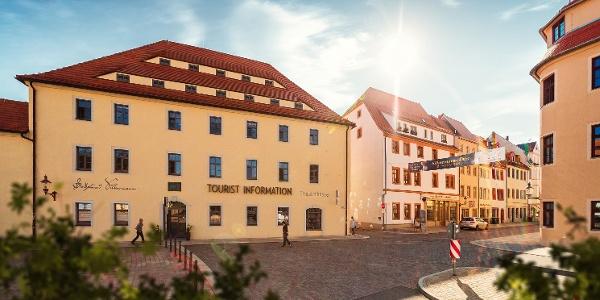 Tourist Information Freiberg am Schloßplatz