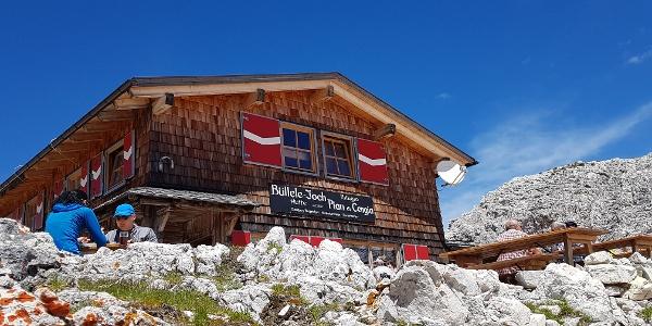 Büllelejochhütte