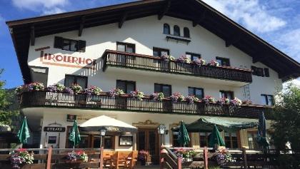 The fabulous Tirolerhof Restaurant in Warth