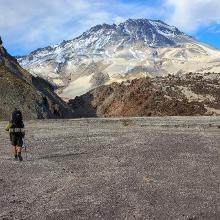 Foto von Fernwanderweg: Kondor Circuit • Chile (02.07.2018 18:52:47 #2)