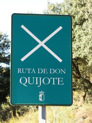 Die Ruta de Don Quijote