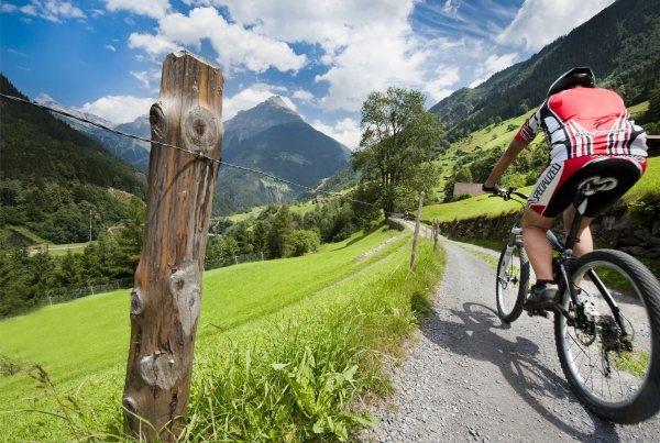 Biketour Urner Oberland