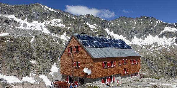 Barmer Hütte und Patscher Schneid