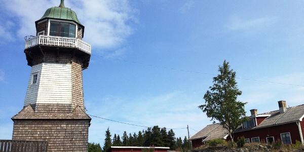 Der Leuchtturm von Holmön
