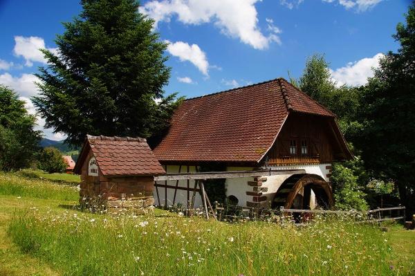 Vögele´s Mühle im Niederbach