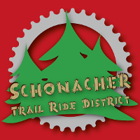 Logo Schonacher Trail-Ride-Distrikt-Runde