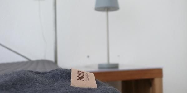 Ferienhaus Irle - Schlafzimmer Detailaufnahme