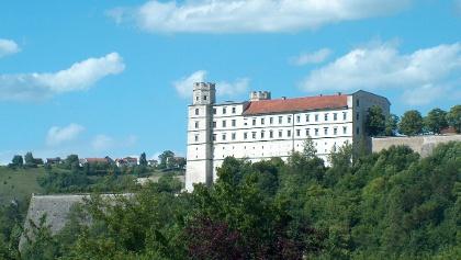 Willibaldsburg bei Eichstätt