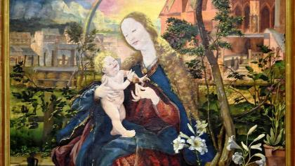 Stuppacher Madonna von Matthias Grünewald