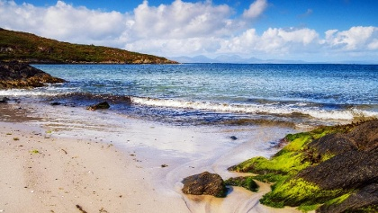 Beach on the Isle of Gigha