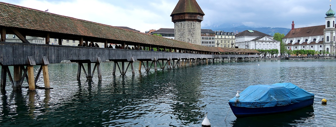 Kapellbrücke.