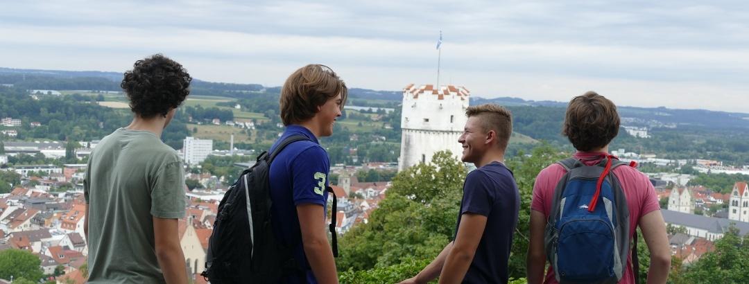 Aussichtsplateau Veitsburg