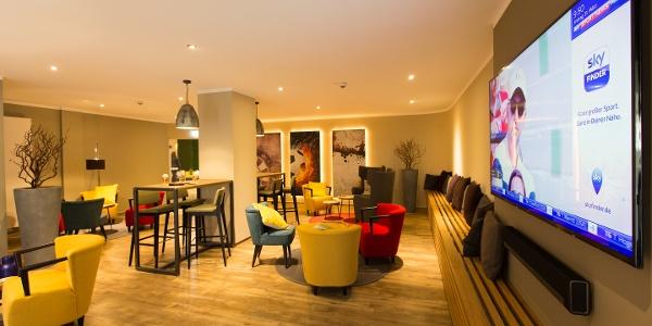 City Hotel Siegen - Lobby