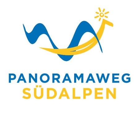 Logo Panoramaweg Südalpen