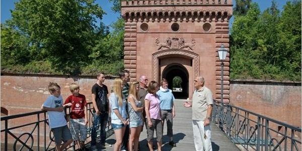 Stadtführung am Weißenburger Tor