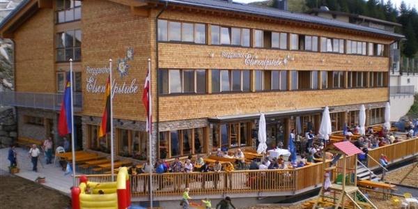 Kinderspielplatz Bergstation Uga