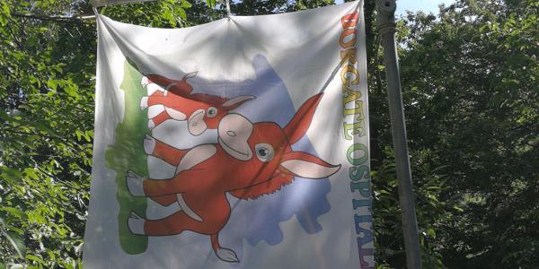 Bandiera evento.