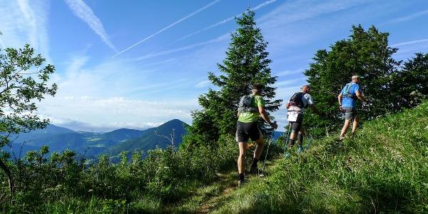 Festival della maratona in montagna a Podbrdo