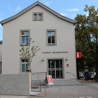 Tourist-Information Radebeul, Außenansicht