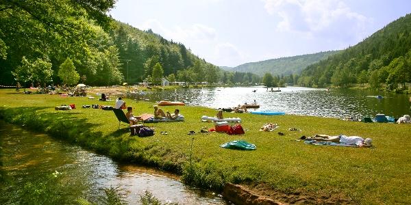 Camping Clausensee • Campingplatz » outdooractive.com