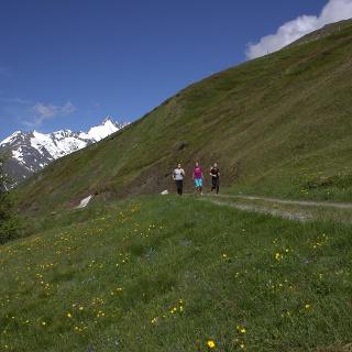 Berglaufstrecke Rossbach-Schareck