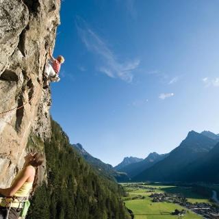 Klettergarten Nösslach