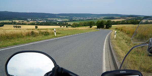 Richtung Kempenich