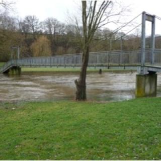 Wiedbrücke bei Roßbach