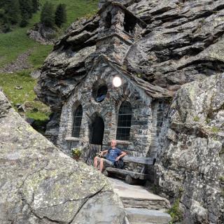 Steinkapelle Innergschlöss