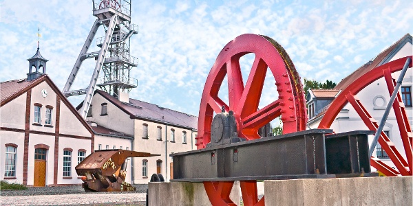 Silberbergwerk Freiberg