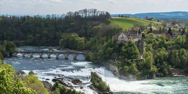 Rheinfall, Schloss Laufen