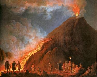 Vesuvausbruch von 1774