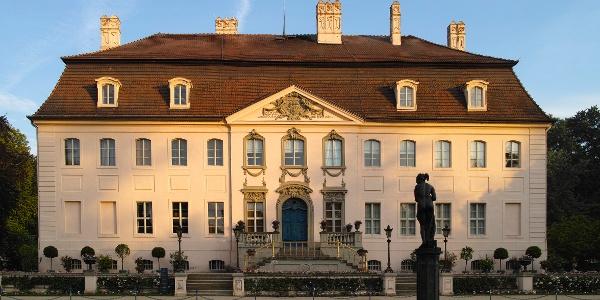 Schloss Branitz, Ostseite