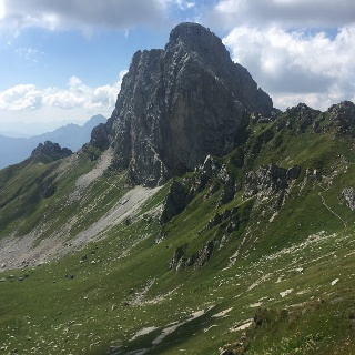 Monte Chiadenis und Passo Sesis