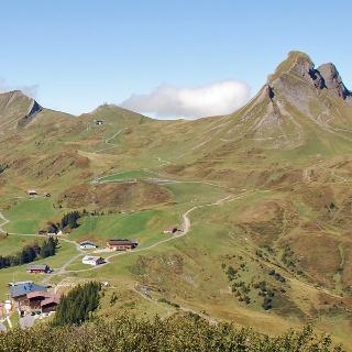 Uga-Alp und Damülser Mittagspitze